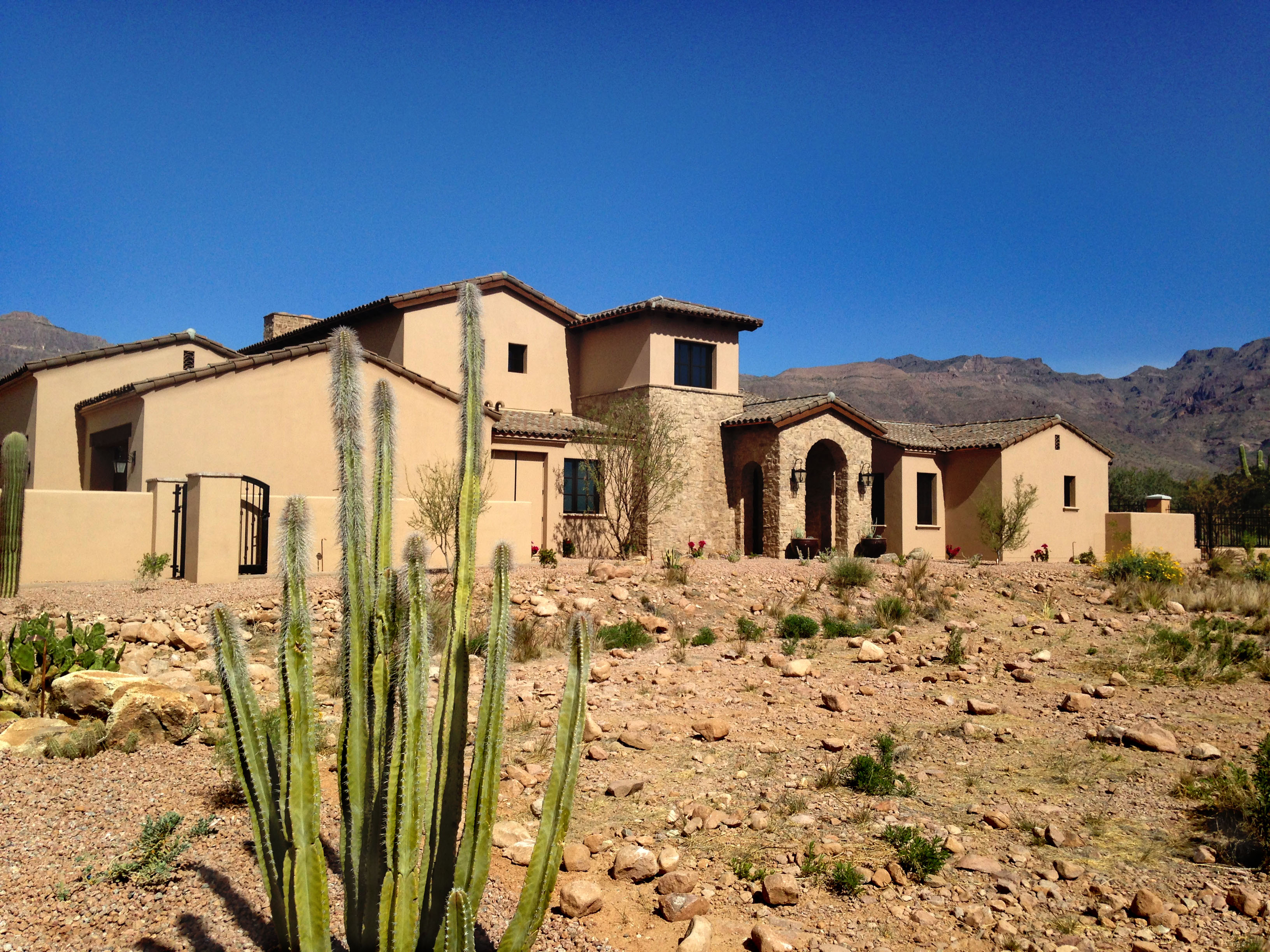 Project Update Superstition Mountain Home Phx Architecture