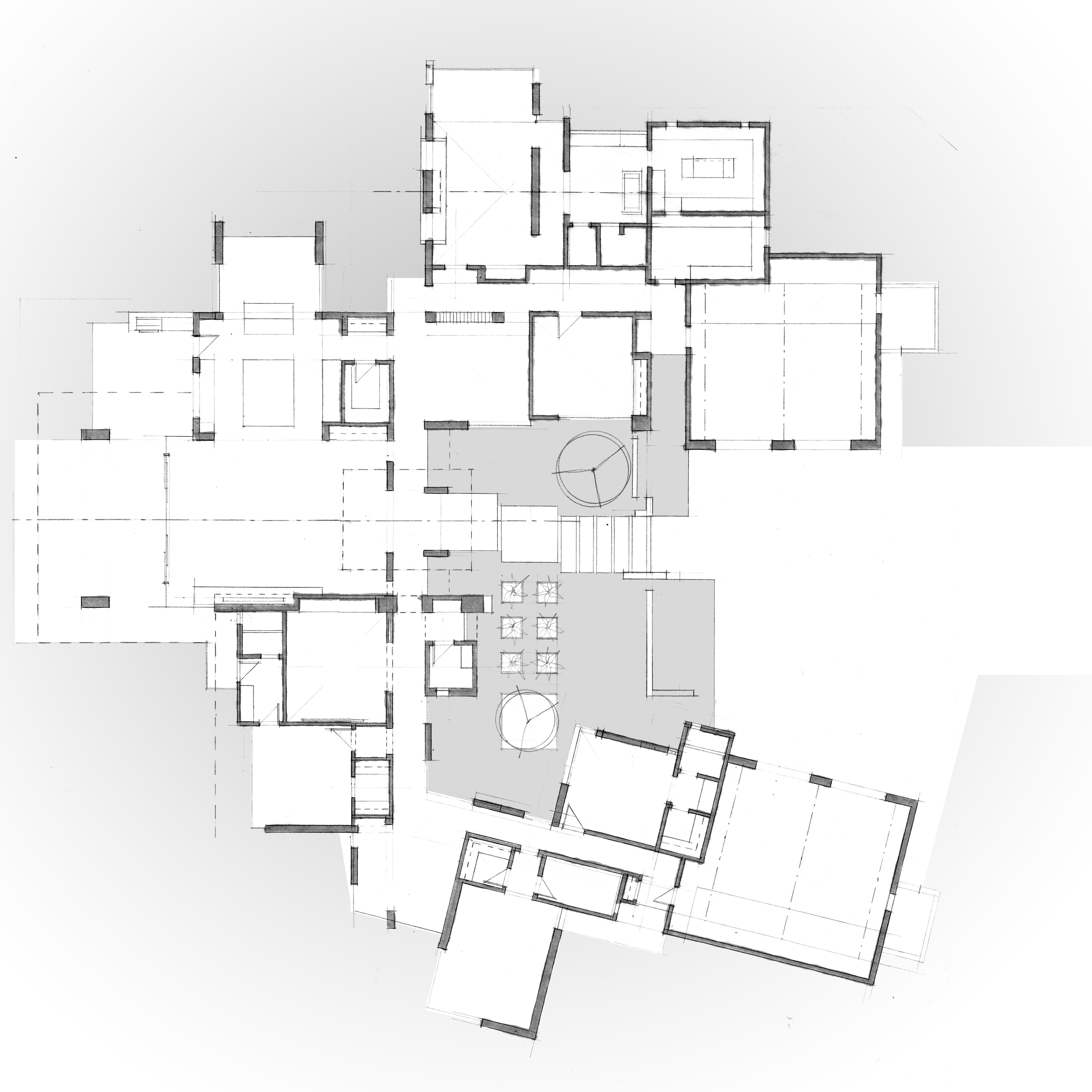 Projects phx architecture for Custom home floor plans az