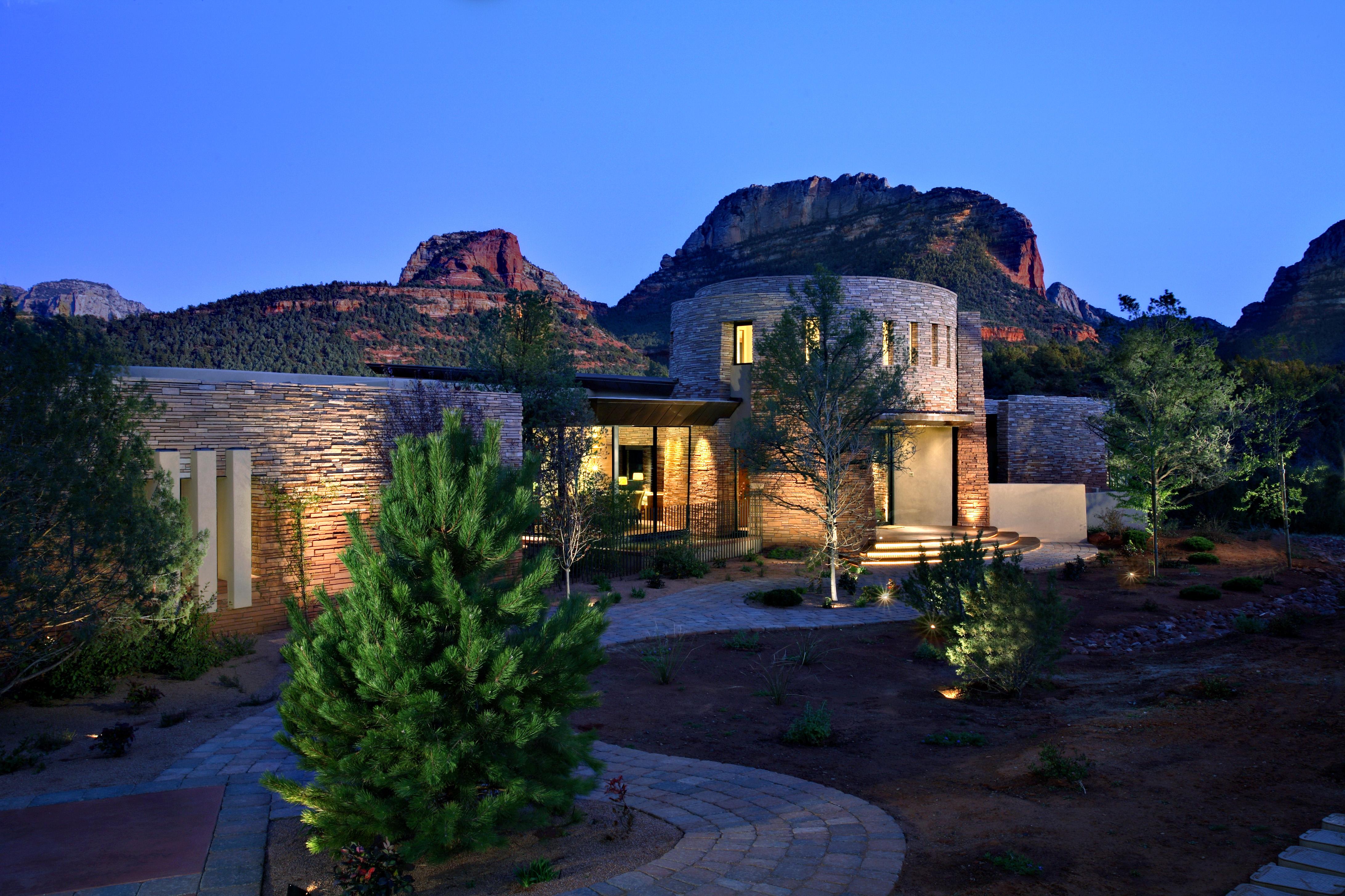 Contemporary design phx architecture for Sedona architects