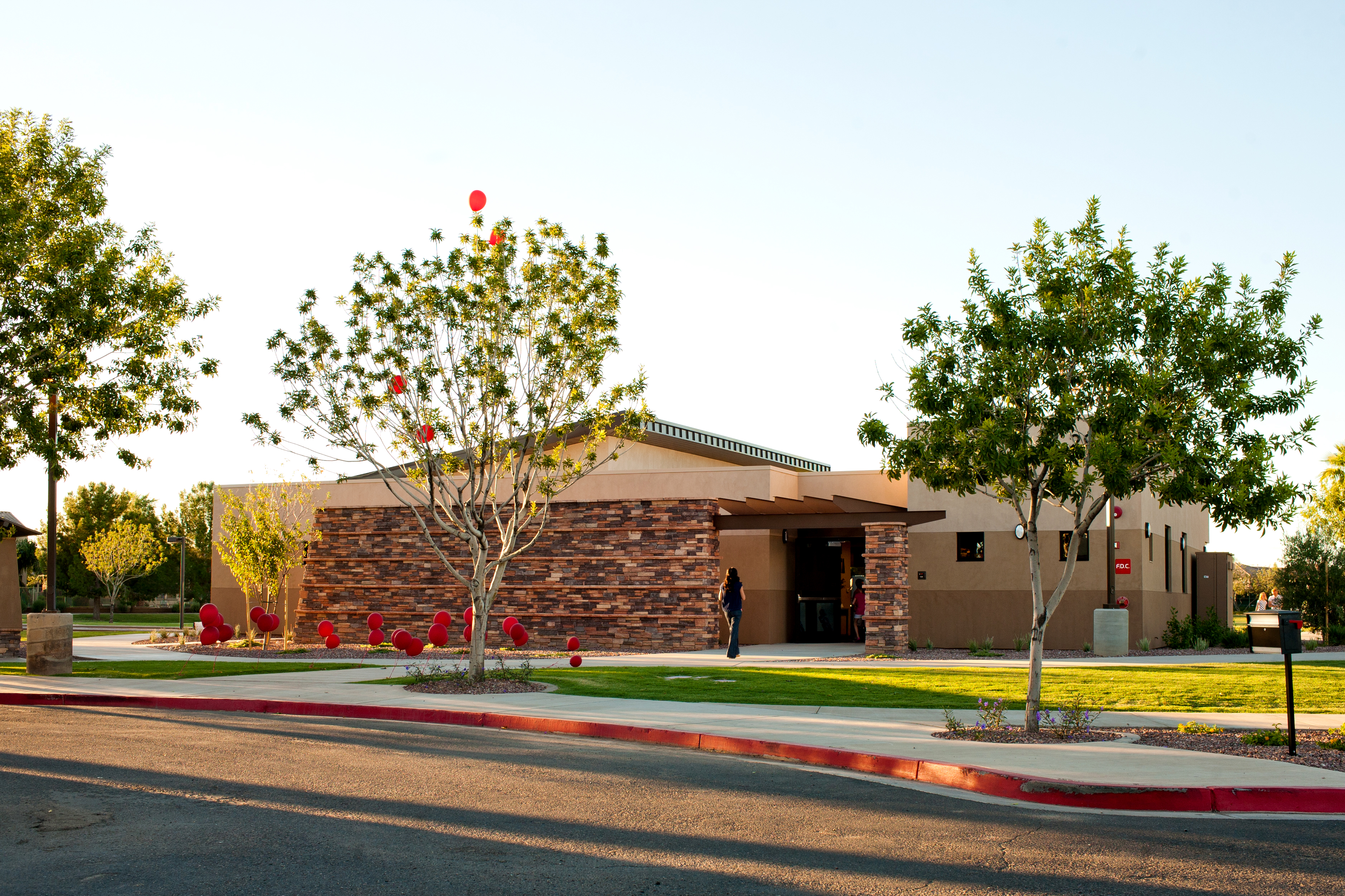 Community Center Architecture Community Center Gilbert