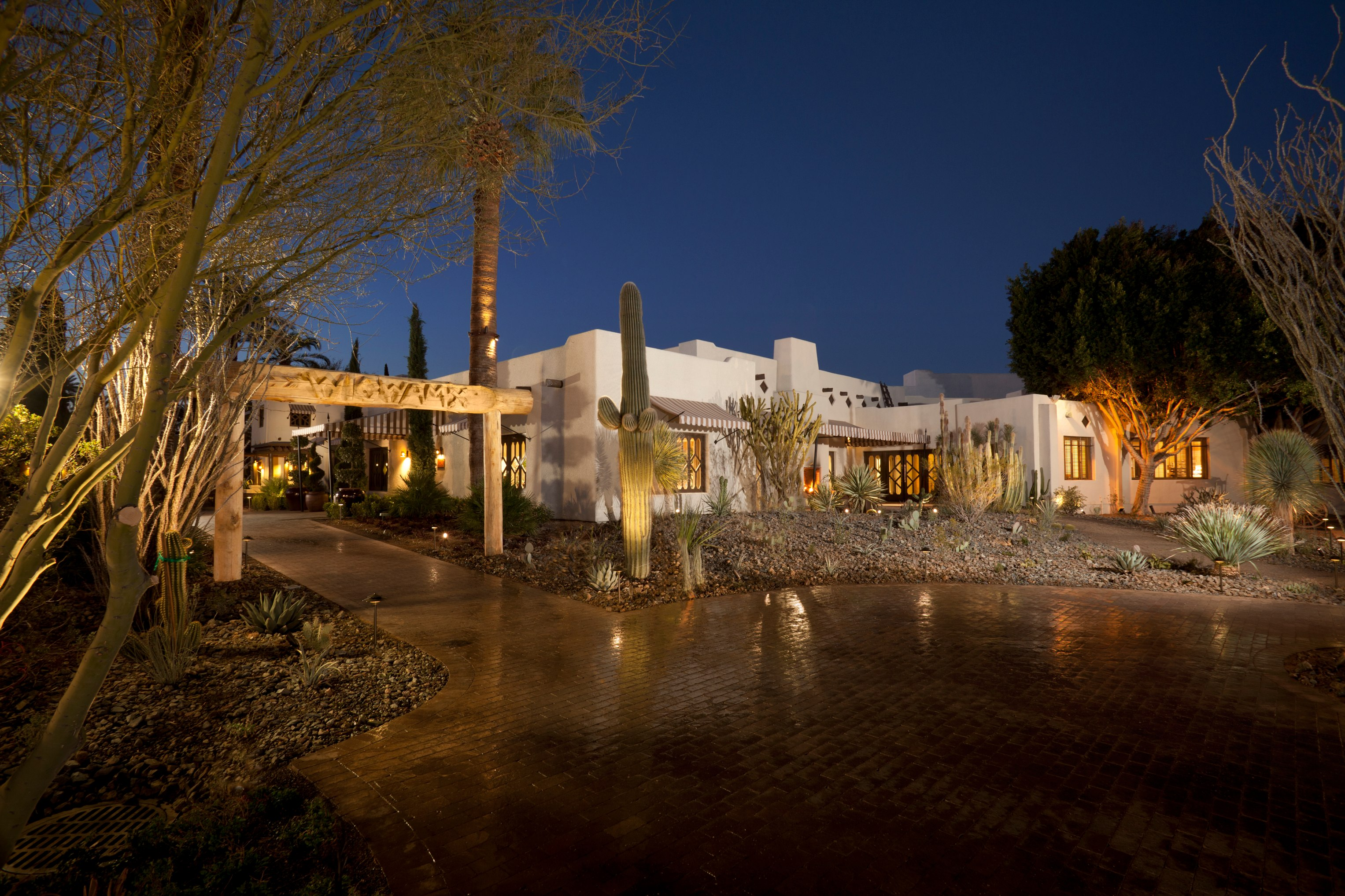 Santa Fe Style Homes Southwest Adobe Style The Wigwam Resort Amp Spa Phx