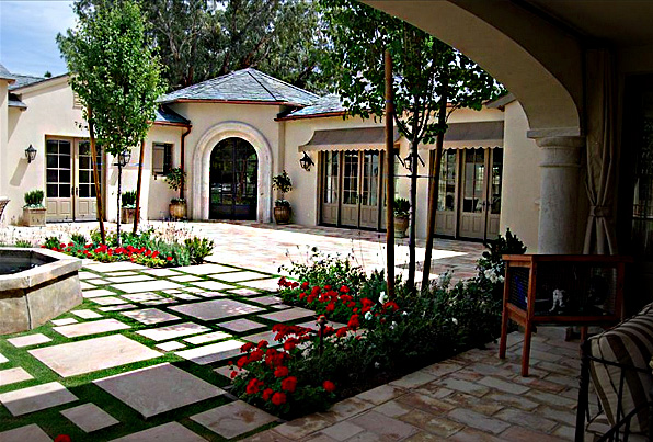 Timeless architecture french country style phx architecture - What is french country style ...
